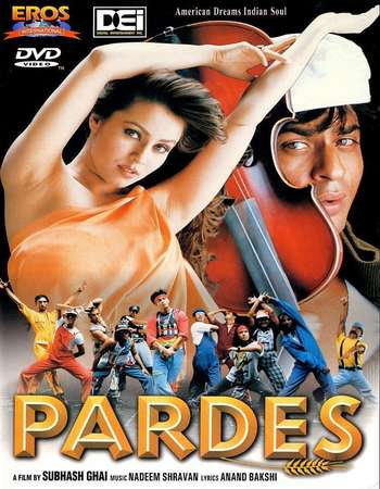 Pardes 1997 Full Hindi Movie DVDRip Free Download