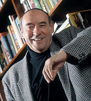 Desmond Morris, the author of Peoplewatching