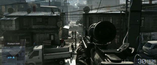 Battlefield 4 Head Tracking