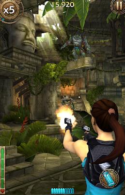 Download Lara Croft: Relic Run Apk MOD
