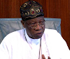 Minister of Information Lai Mohammed: It is idiotic to say Buhari is cloned''