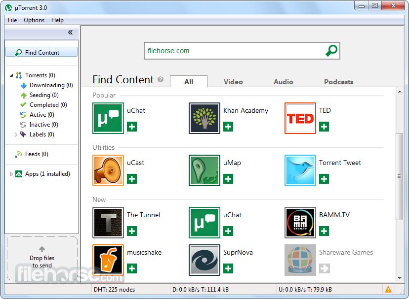 Utorrent 3. 3. 2 build 30586 software world.