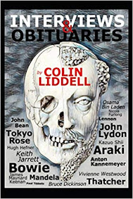 Colin Liddell's latest book - BUY IT!