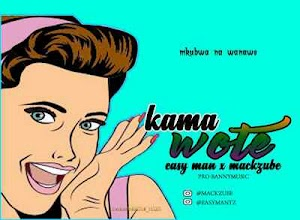 Download Mp3   Easy Man x Mack Zube - Kama Wote