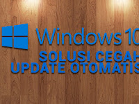 Langkah Mematikan Update Otomatis Windows 10