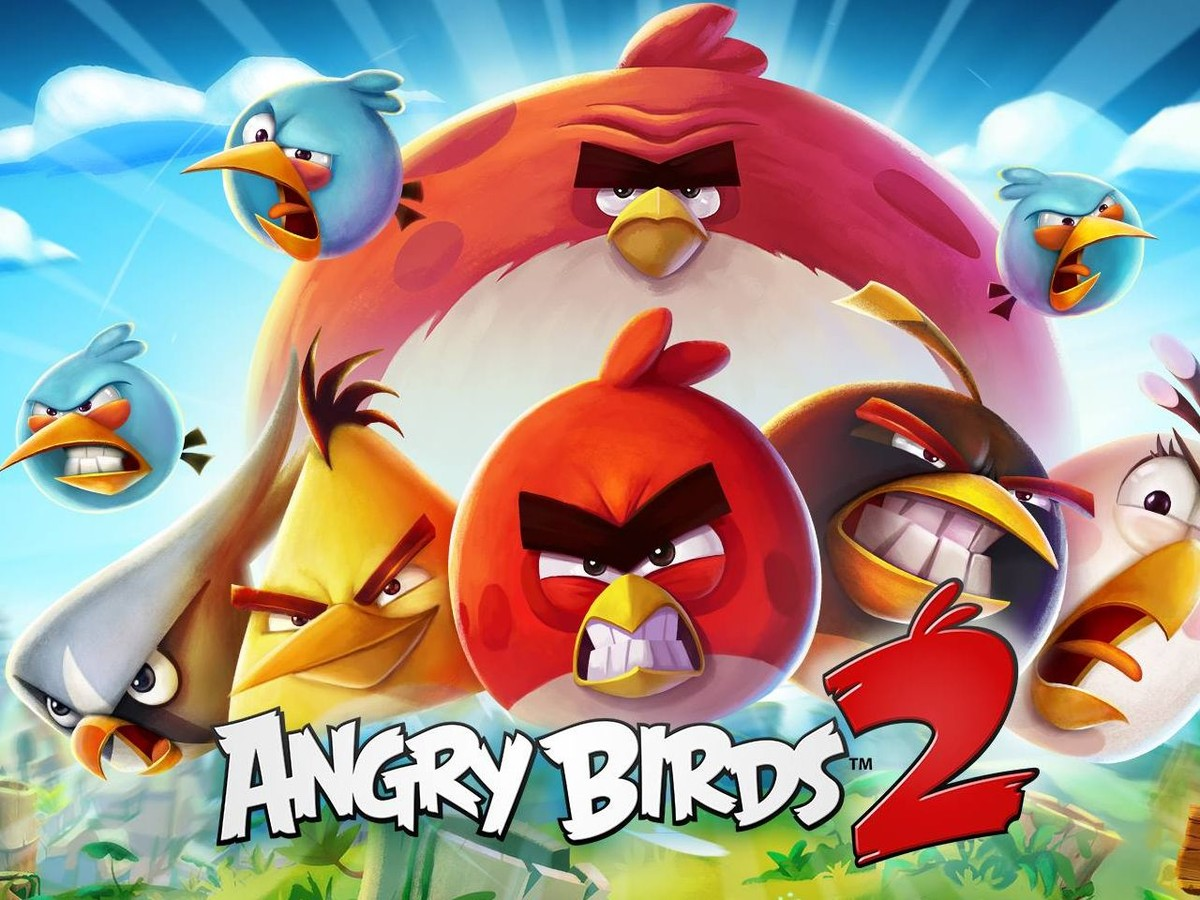 Angry birds 2 Android game