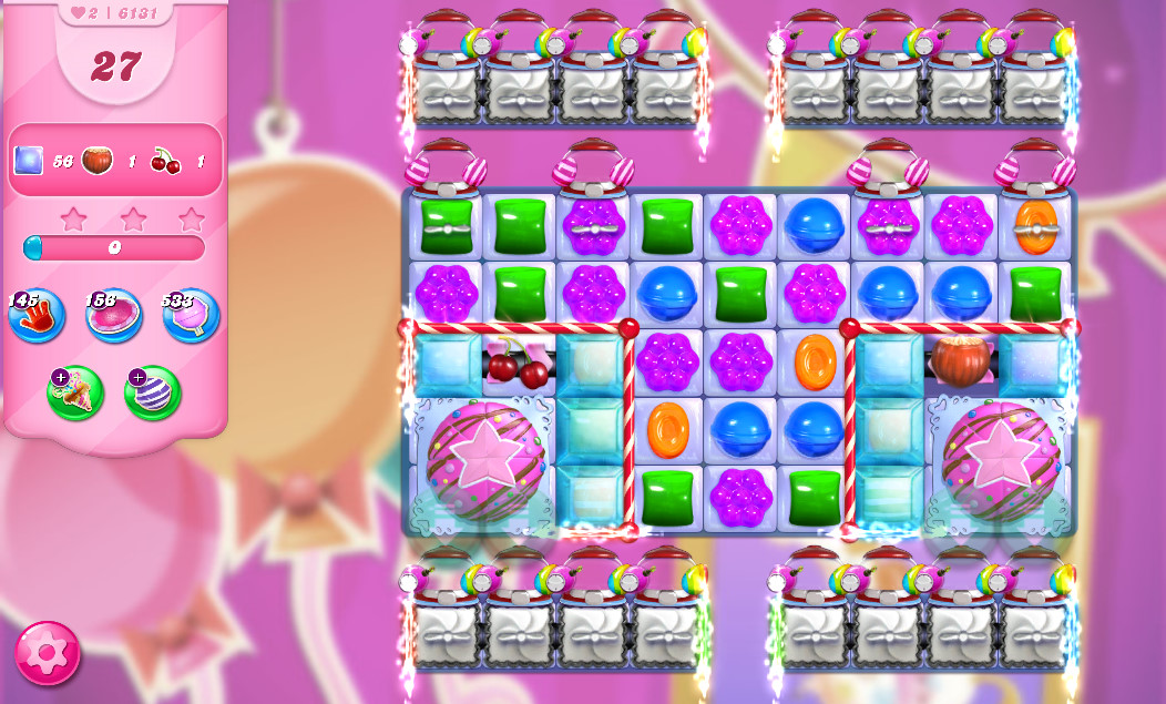 Candy Crush Saga level 6131