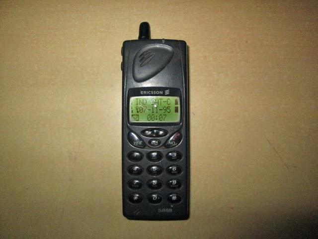 hape jadul Ericsson S868