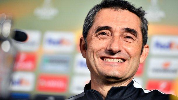 Источник: «Барселона» не собирается увольнять Вальверде