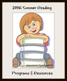 Summer Reading Programs 2016