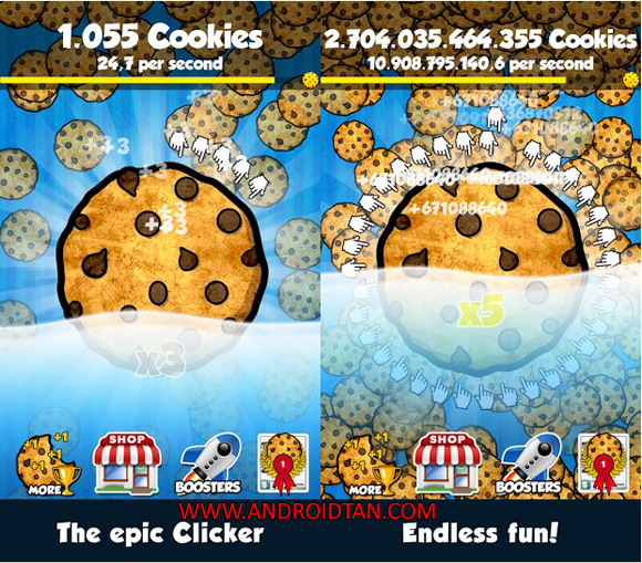 Cookie Clicker Mod Apk Free