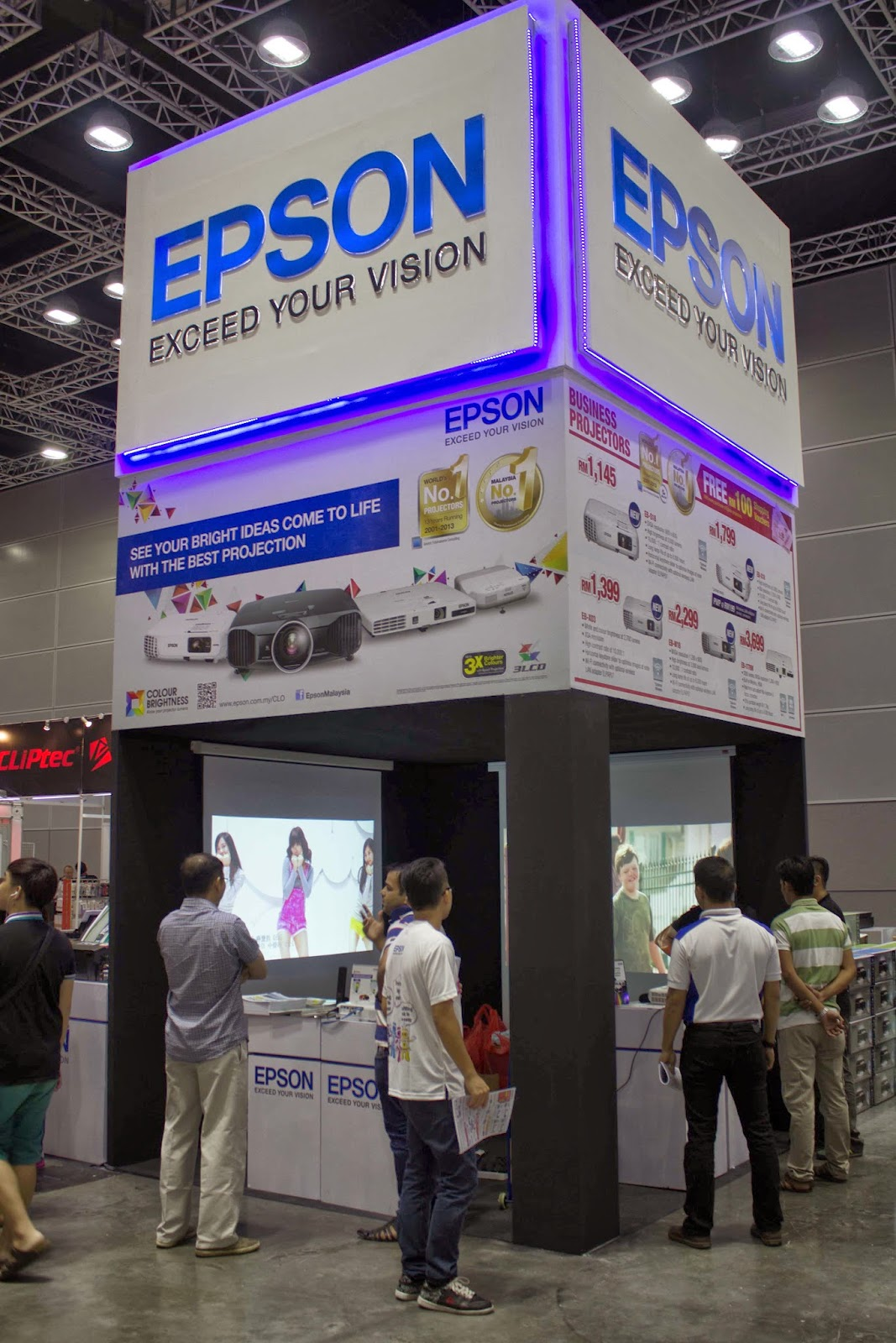 Coverage of PIKOM PC Fair 2014 @ Kuala Lumpur Convention Center 301