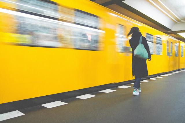 U-Bahn Berlin Foto Andreas Blauth