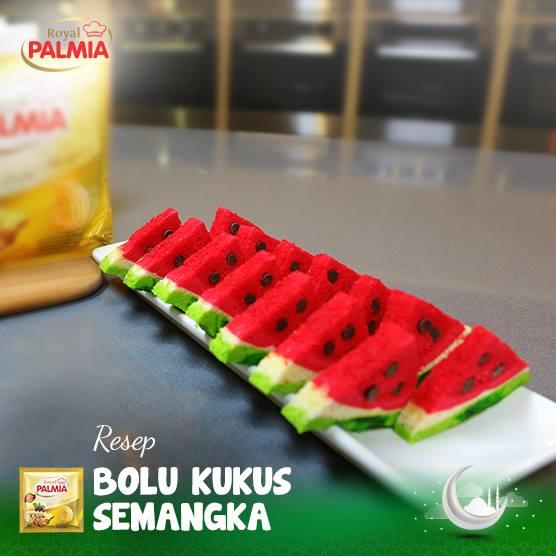 bolu kukus semangka
