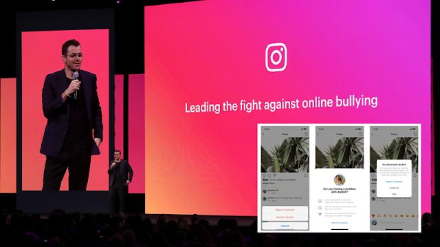 Peluncuran Fitur Anti Bully Instagram