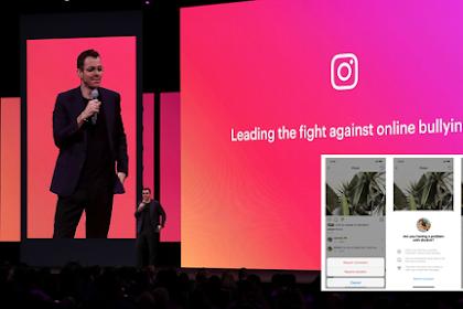 Ada Fitur Anti-Bullying di Instagram | Mantul Banget