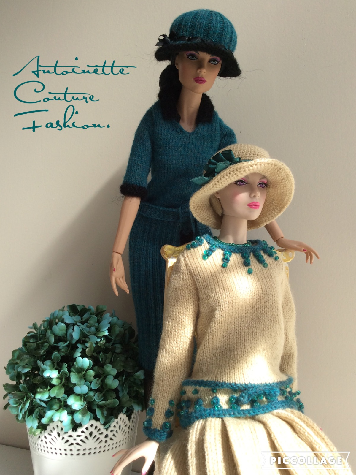 Fashion Dolls Couture - Unlimited: 1920s Downton Abbey ...