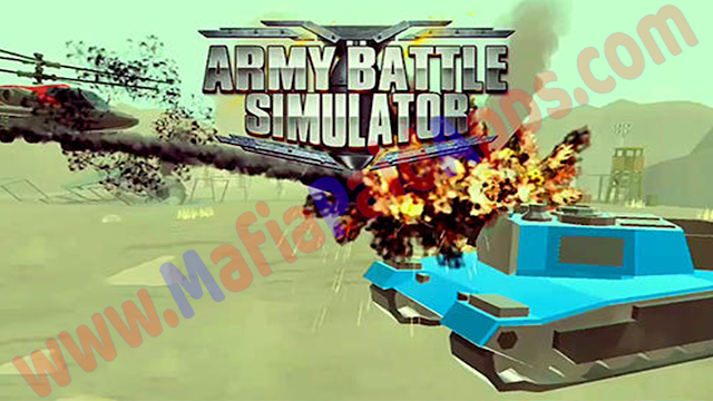 Army Battle Simulator v1.1.60 (Mod Money) Apk for Android