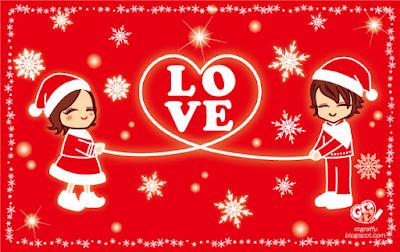 Graffy xmas Christmas love