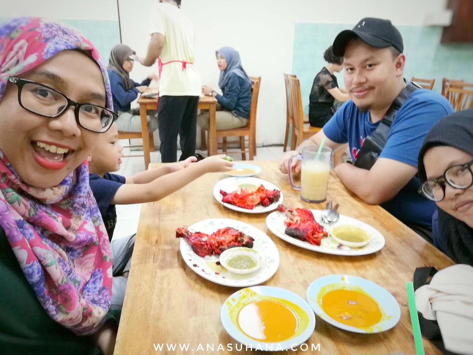Restoran Pak Putra Kota Laksamana Melaka