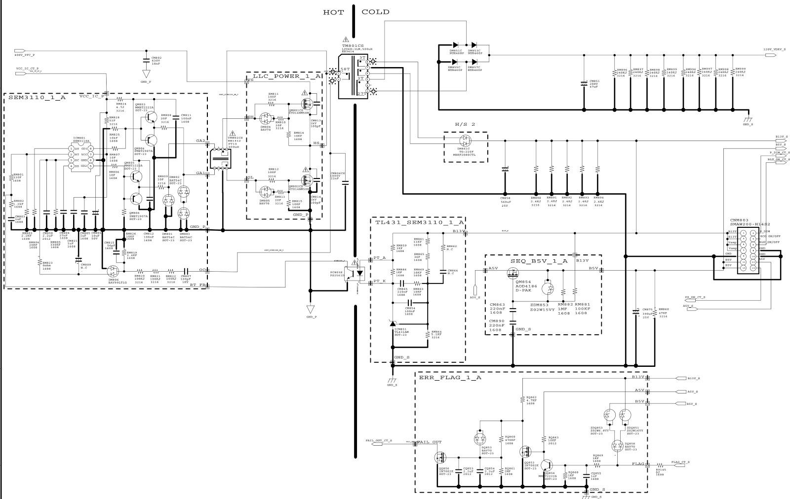 Y Deltum Circuit Diagram