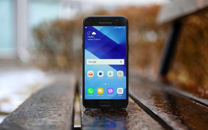 Samsung Galaxy A3 (2017) SM-A320FL