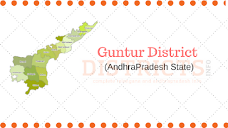 Guntur District Mandals