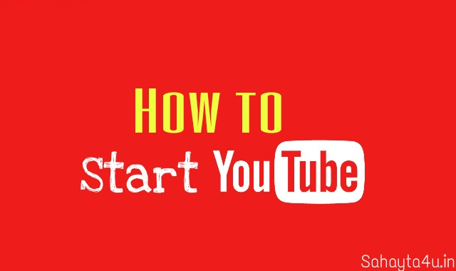 How to start a youtube channel with a successful journey