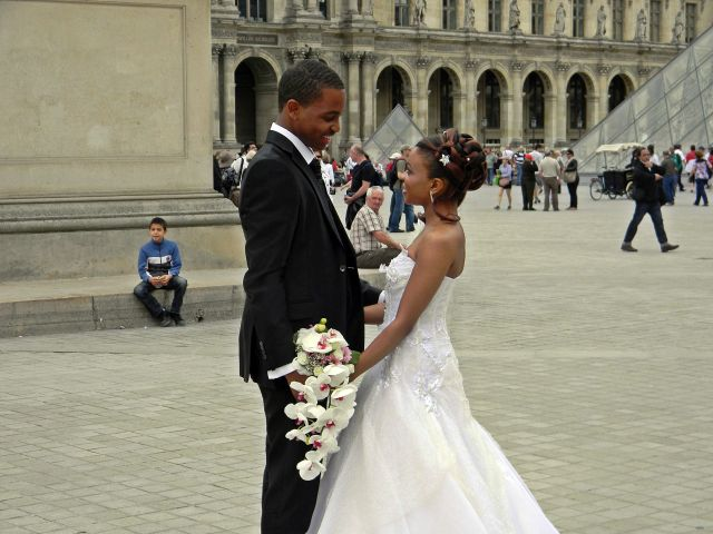 zakochany Paryż, ludzie