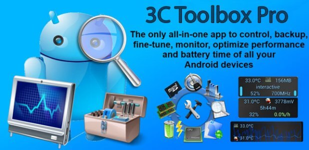 3C toobox for Android