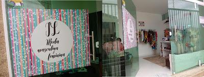 Inaugurada a mais nova loja de roupas, calçados e acessórios masculinos e femininos, em Alagoinhas