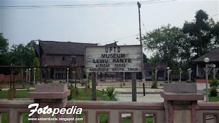 Museum Lewu hante