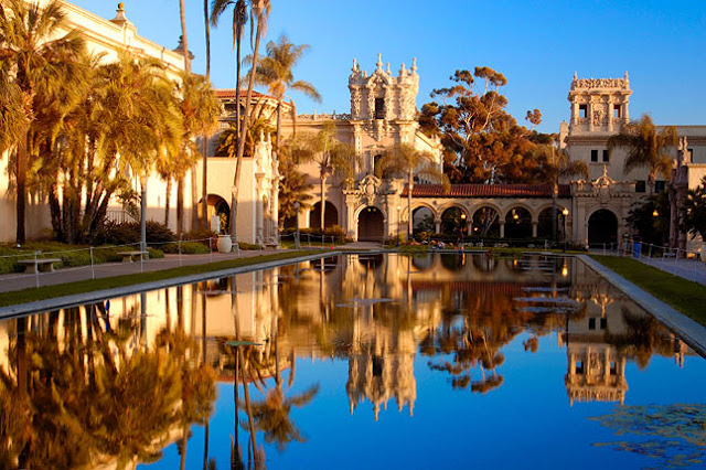 San Diego em outubro