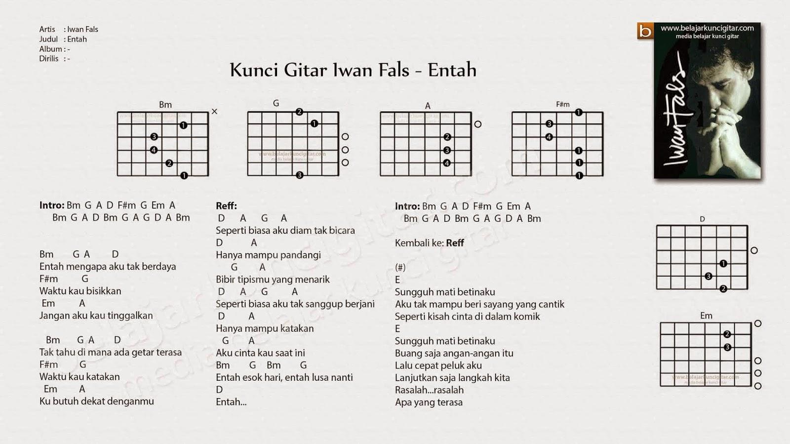 Chord Gitar Iwan Fals Pdf