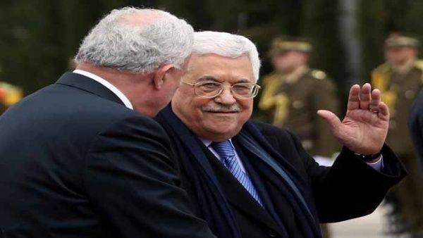 Presidente de Palestina llega a Turquía en visita oficial