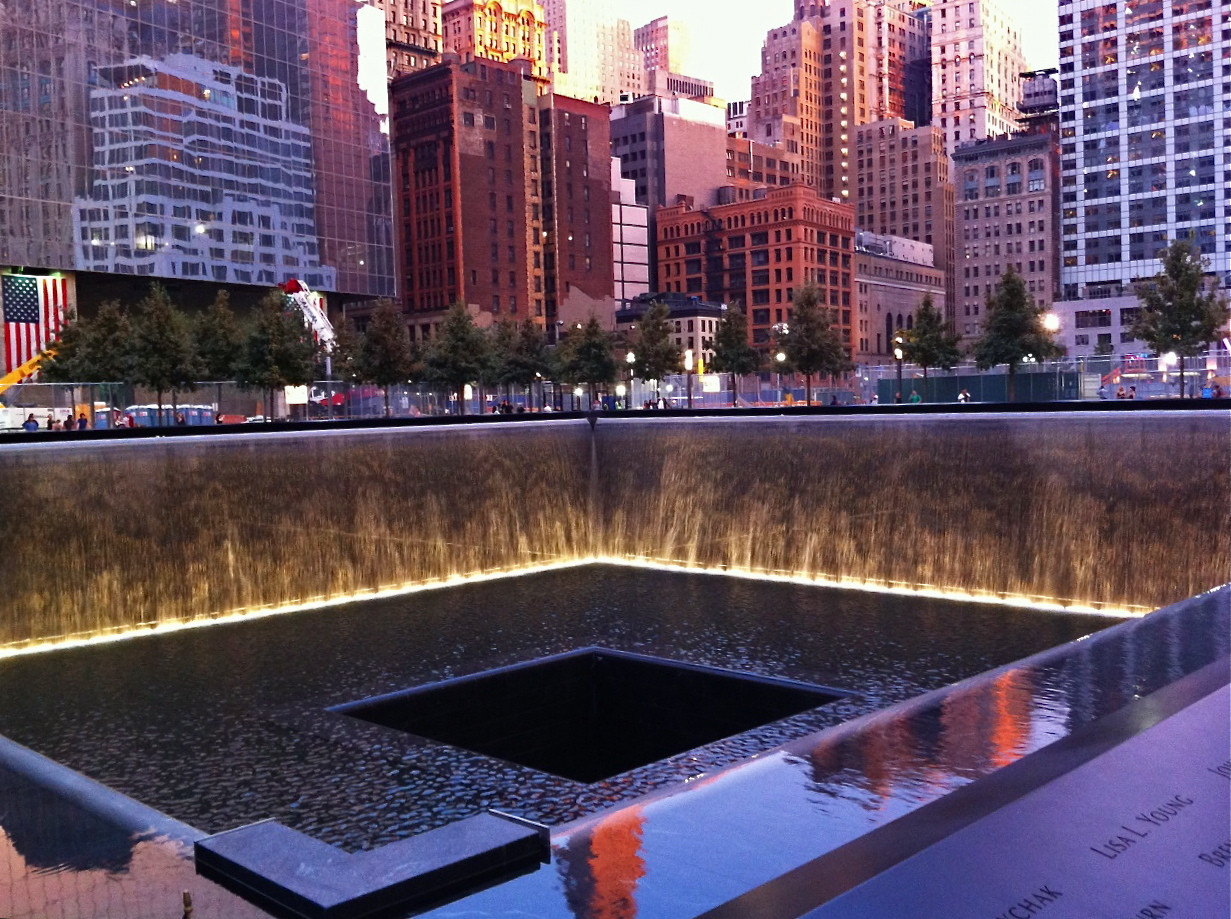 Iphone 4 New York The National September 11 Memorial 9