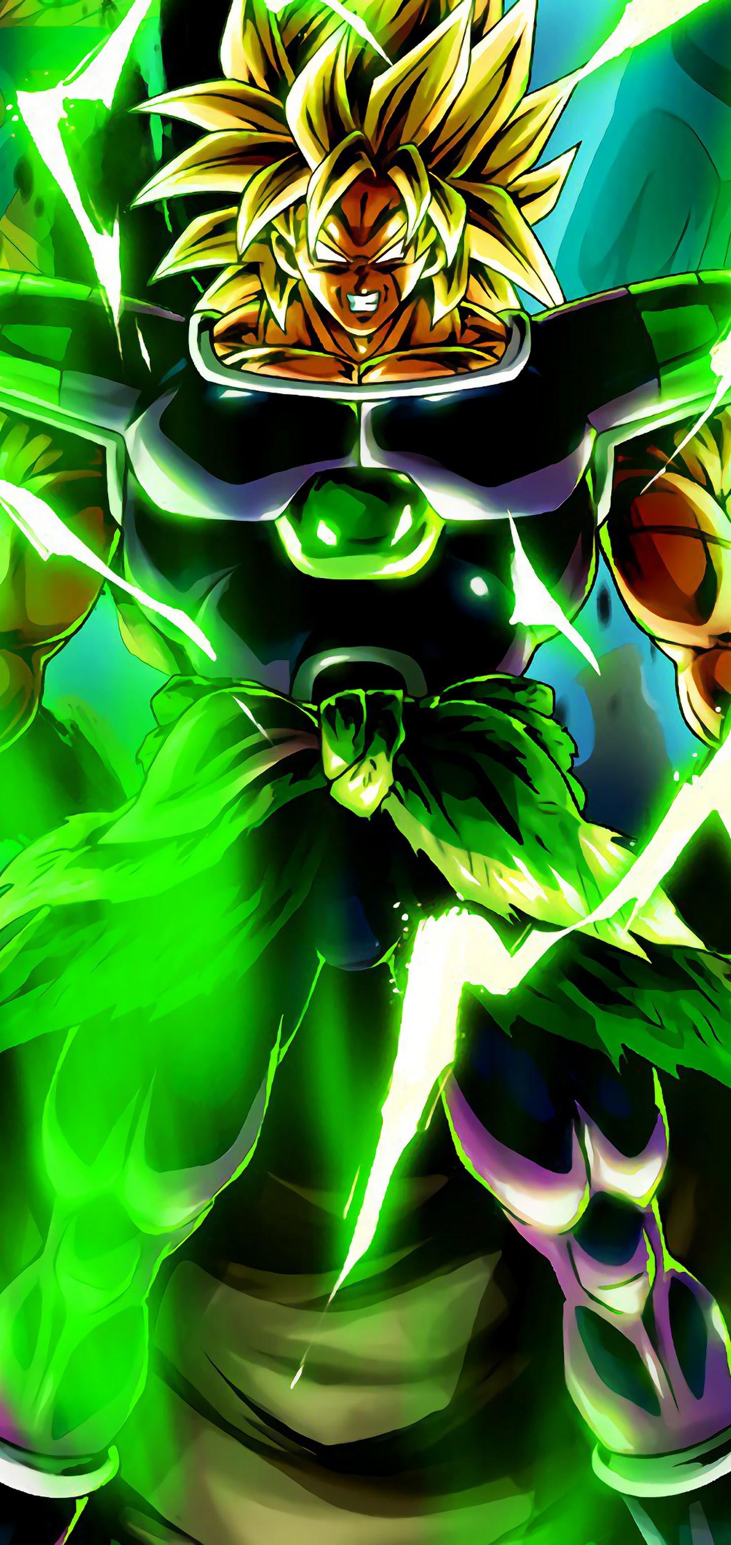 Broly Super Saiyan Dragon Ball Super Broly 4k 3840x2160