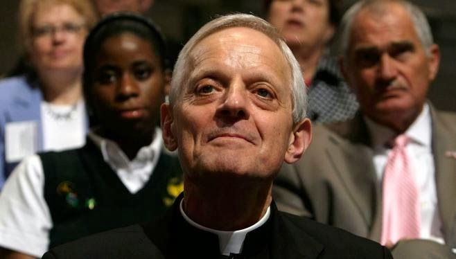Image result for donald wuerl holy card
