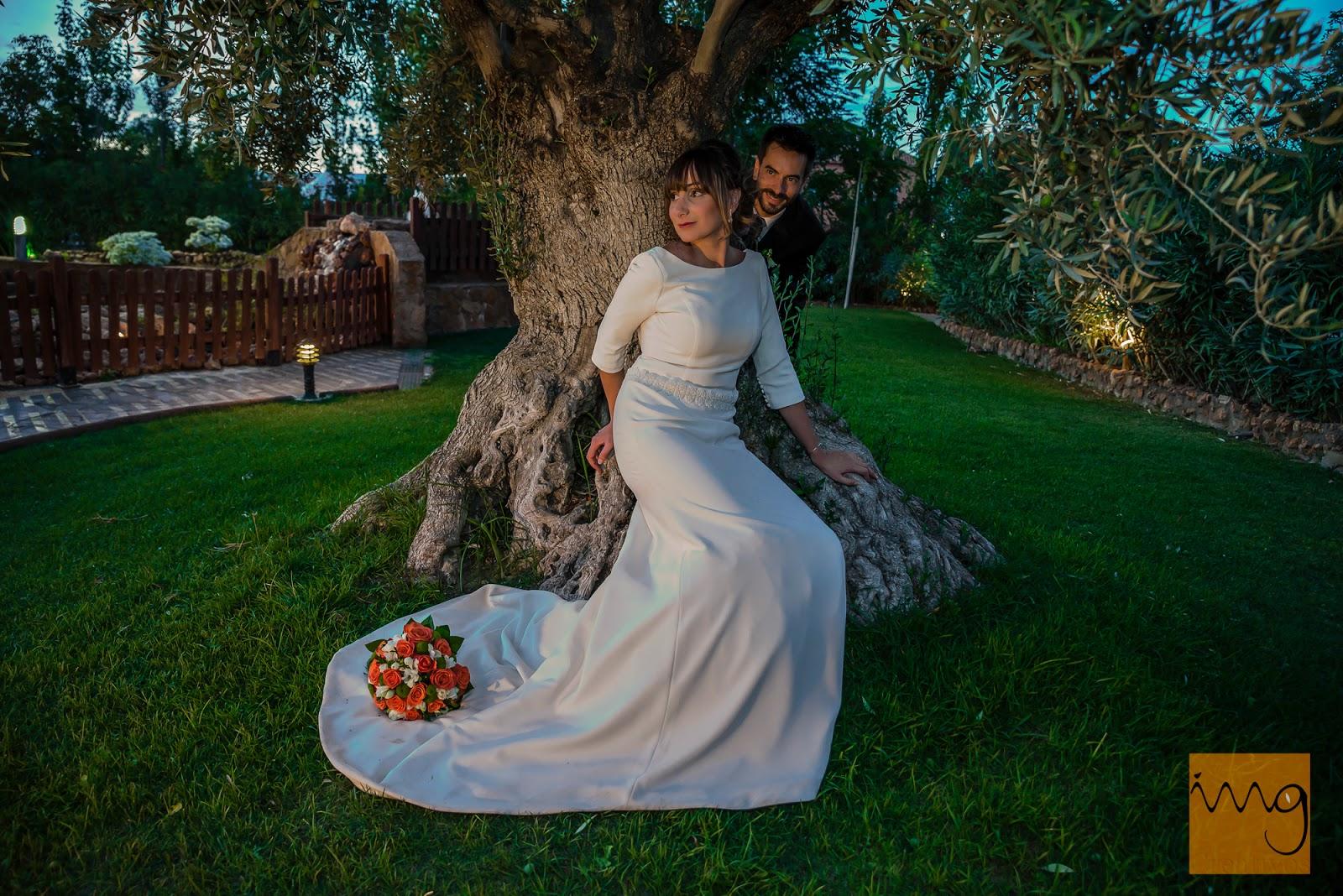 Fotografía divertida de boda