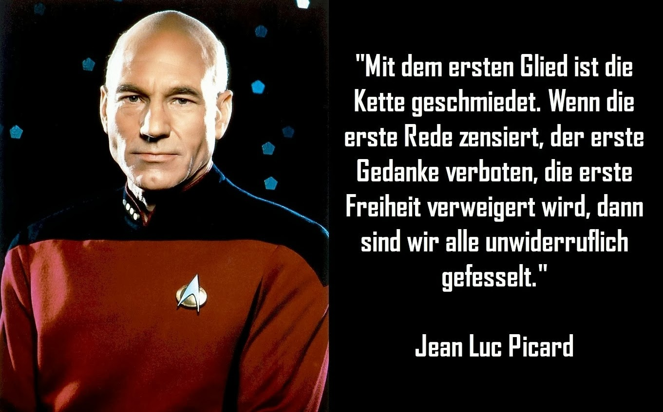 Star Trek Zitate