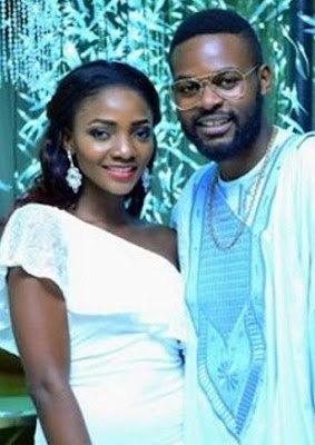 Image result for simi and adekunle gold