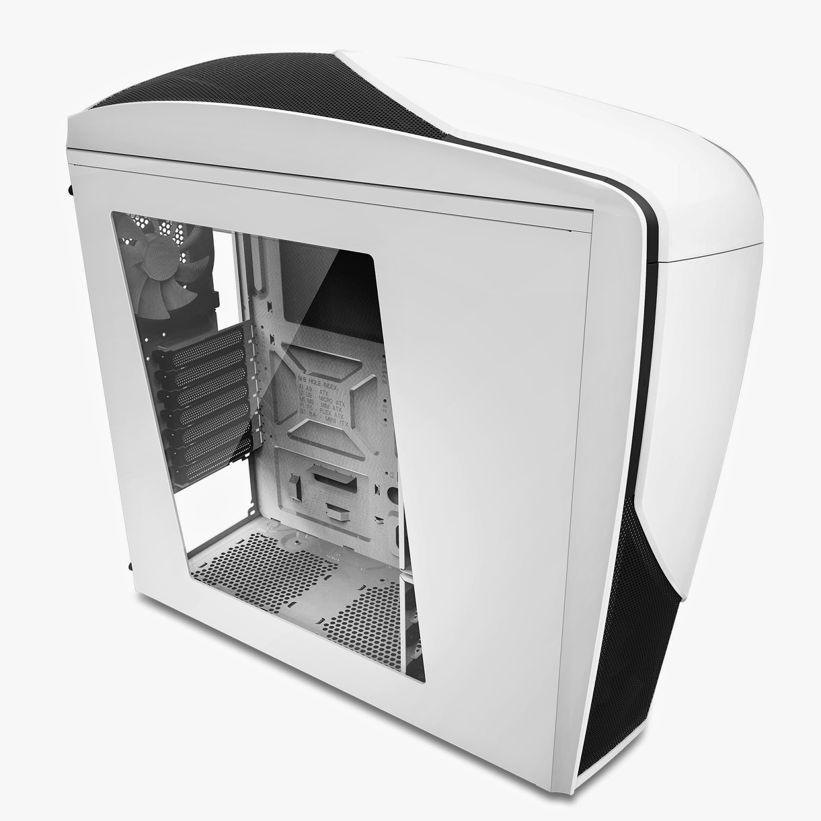 NZXT Announces Release of the Phantom 240 Mid-Tower Chassis 10