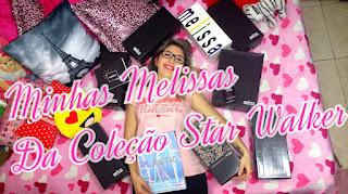 clube melissa coleção star walker