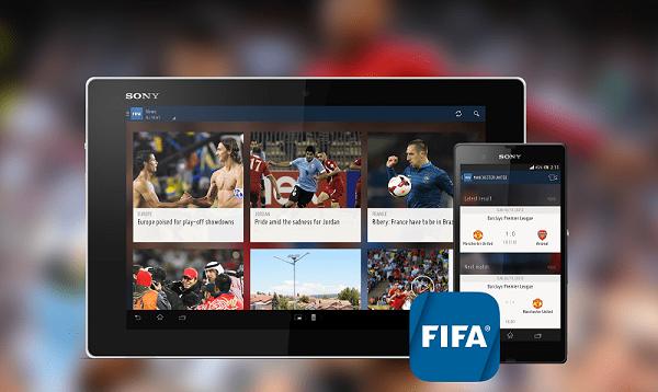 لمتابعة اخبار كرة القدم حمل تطبيق FIFA و Forza مجانا
