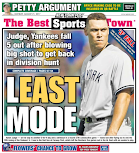 Are the Yankees crushing Aaron Judge?