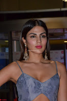 Rhea Chakraborty in a Sleeveless Deep neck Choli Dress Stunning Beauty at 64th Jio Filmfare Awards South ~  Exclusive 043.JPG