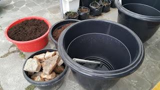 pot besar90cm