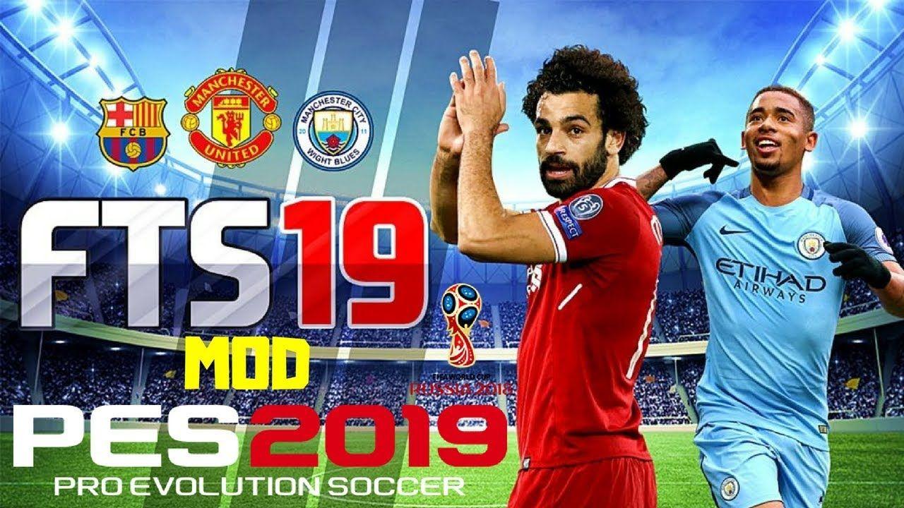 Download FTS MOD PES 2019 Liga Timnas Indonesia
