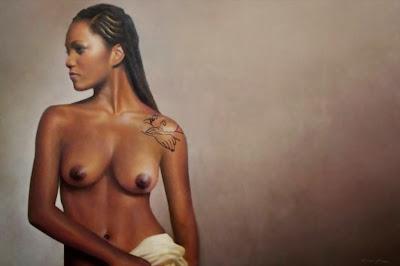 cuadro-de-mujer-negra