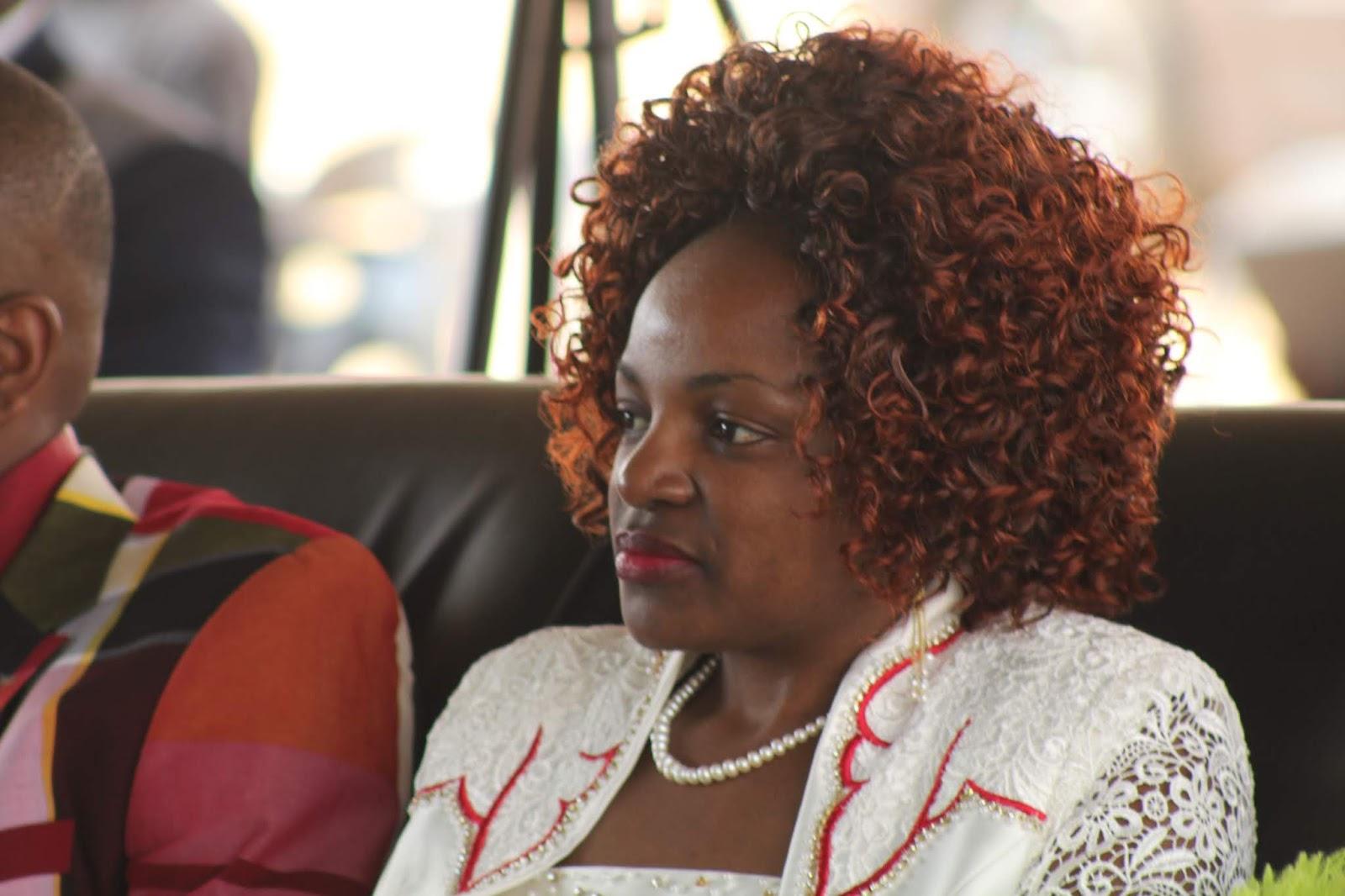 Prophetess Tendai Tatiana Chiza